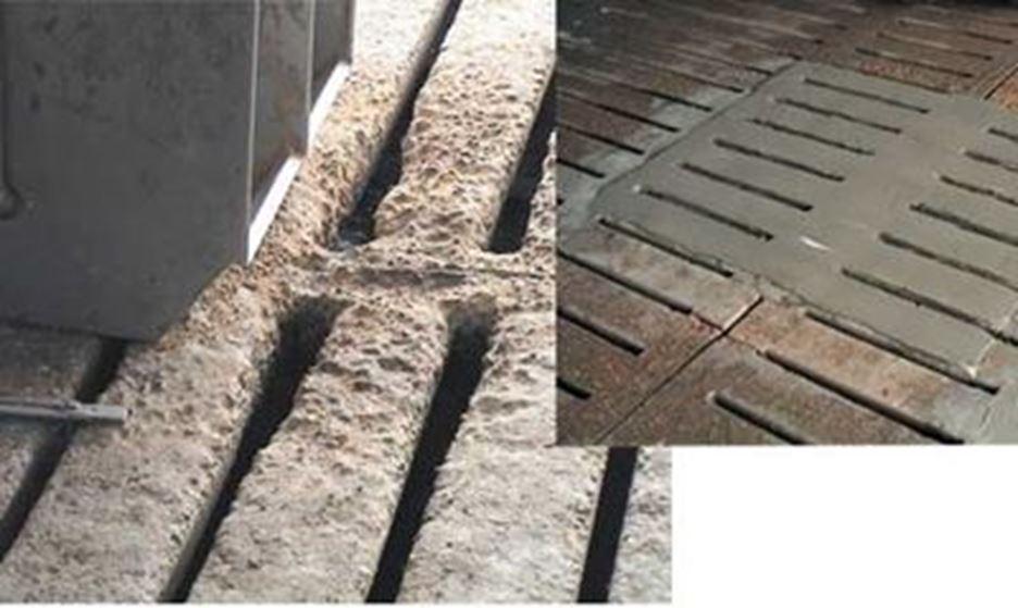 用EPO-SET 400修复混凝土柱